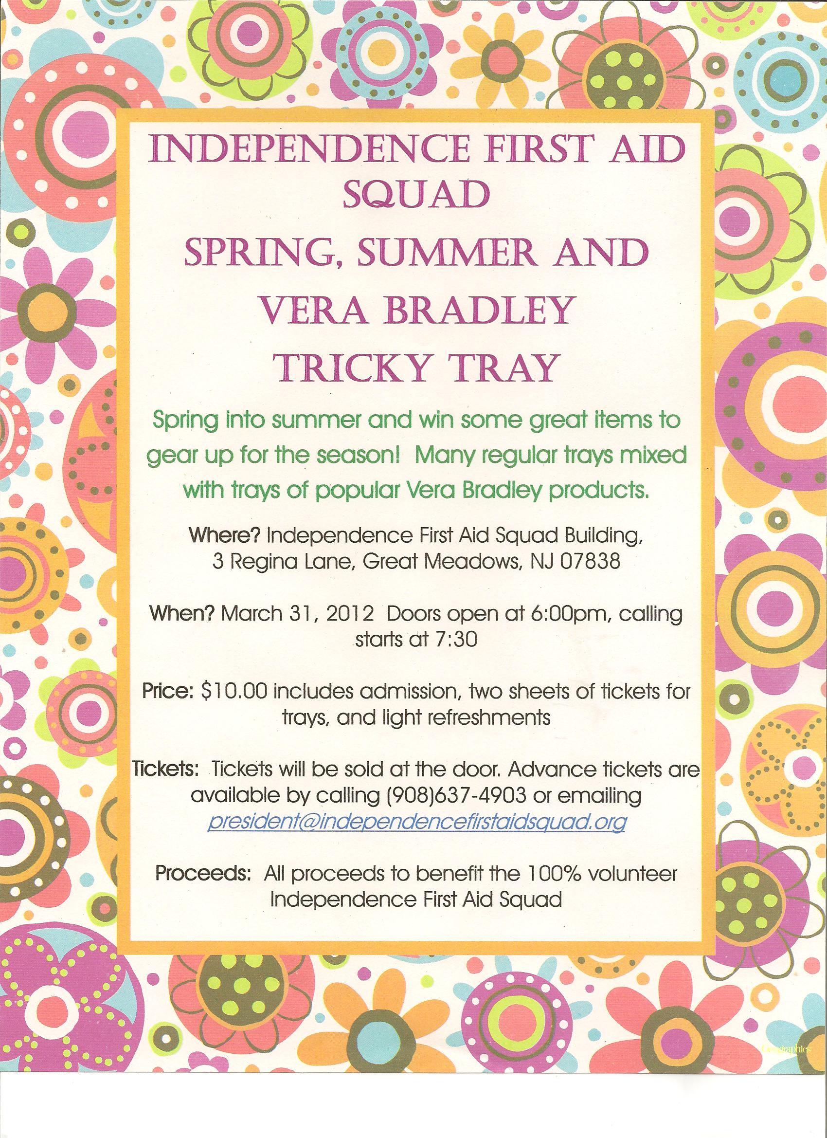 Liberty Township Nj Spring Summer And Vera Bradley